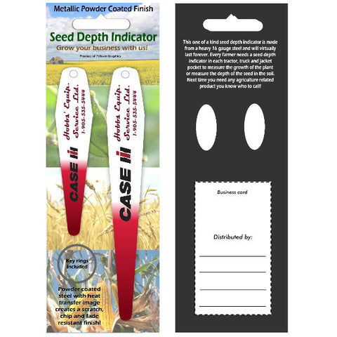 Seed Depth Indicator 2-pack