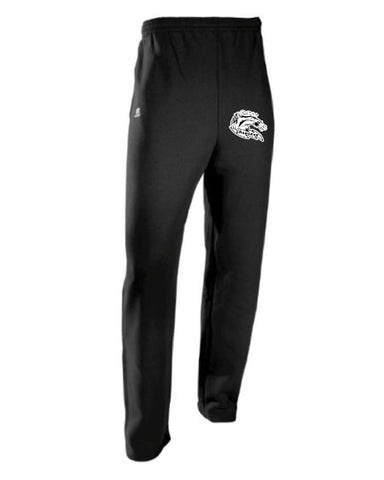 Open Bottom Fleece Sweatpant