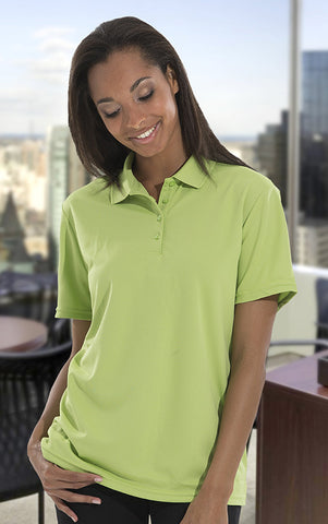 Ladies Performance Pique Polo