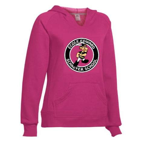 Women's Pullover Hooded Sweatershirt