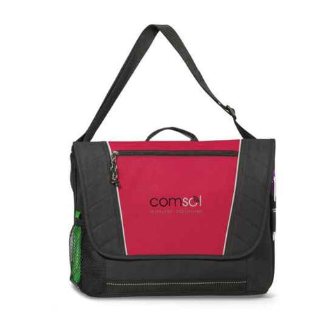 Compass Messenger Bag