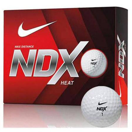 Nike ND4X Heat Golf Balls