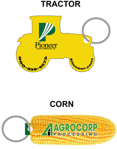 Agricultural Keychain