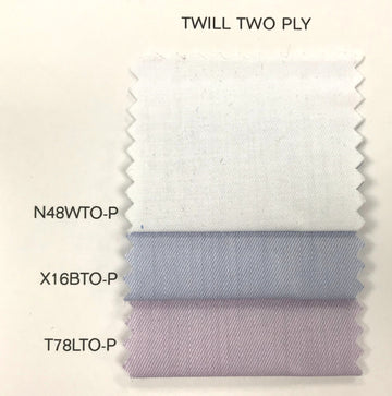 Performance Two Ply Twill