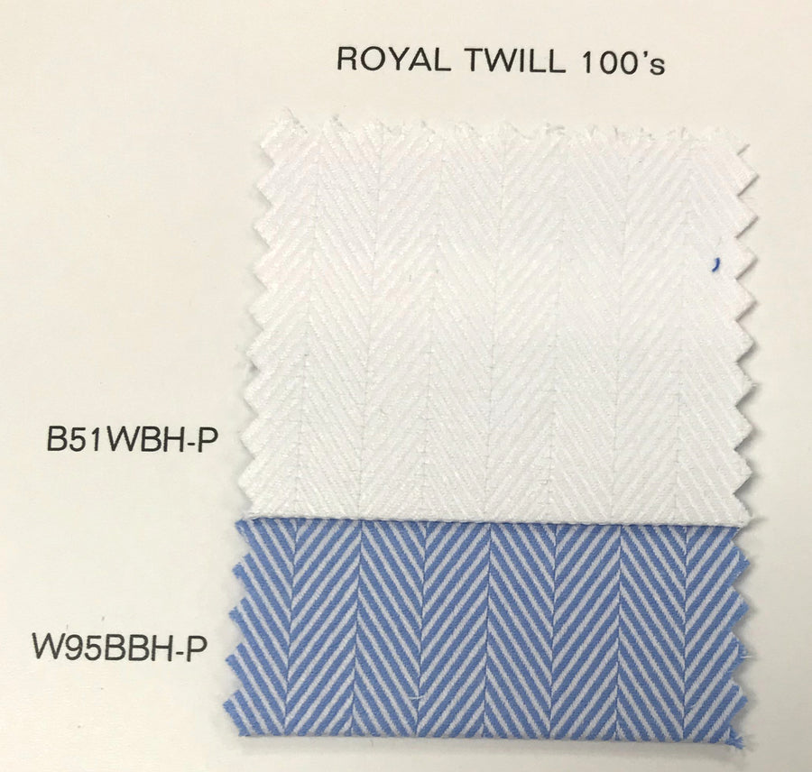 Royal Twill Herringbone