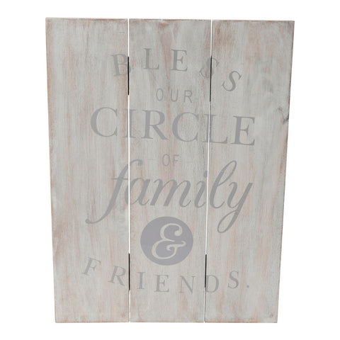 Wall Sentiment - Bless Our Circle Wall Dí©cor by Hallmark Home & Gifts