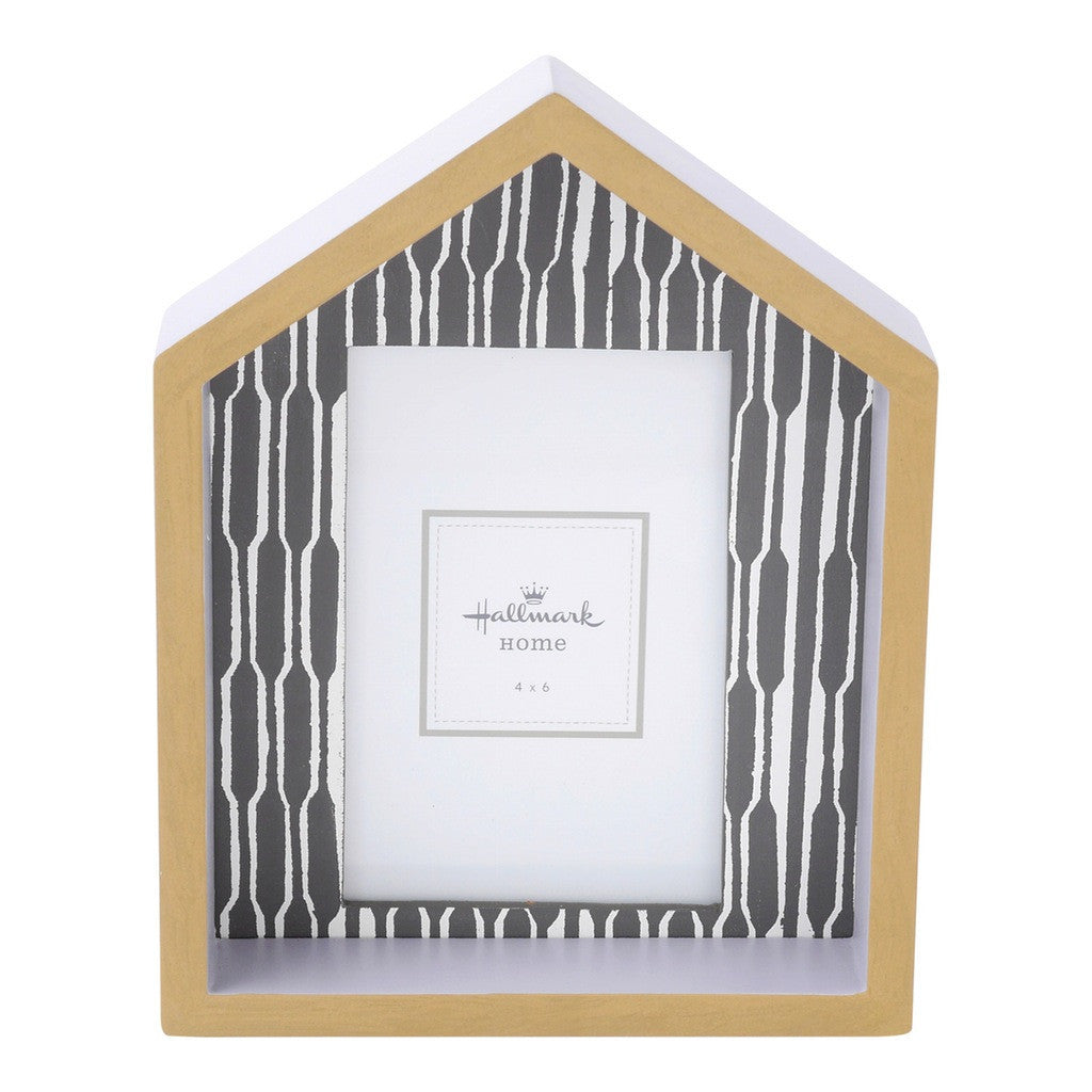 4x6 House Frame, by Hallmark Home and Gifts