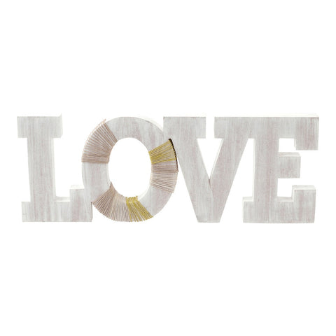 Sittable Sentiment - LOVE Tabletop by Hallmark Home & Gifts