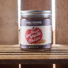 Ginger Apple Butter