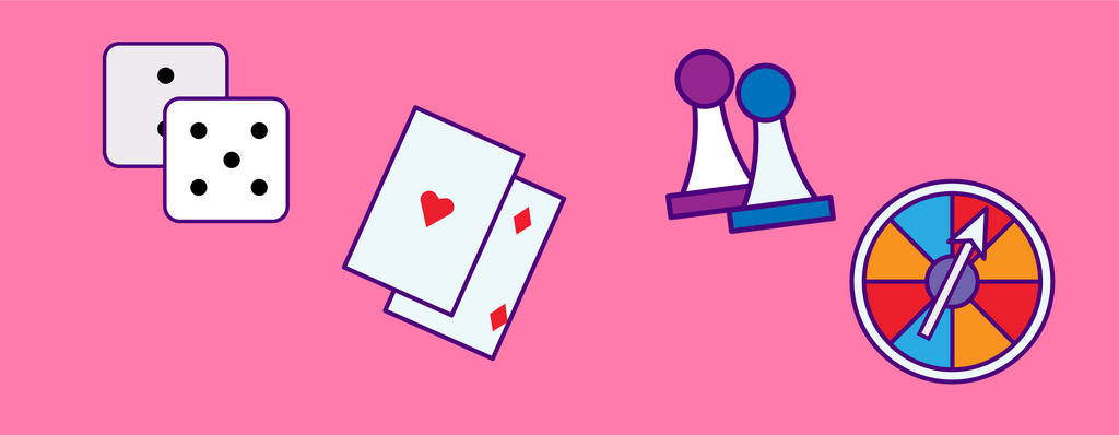 A great way to enhance your sex life is to play a game with your partner, whether that's a sexy card game or strip tease bingo.