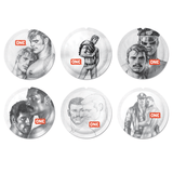 Legend XL Condoms - Tom of Finland Collection 12-Pack