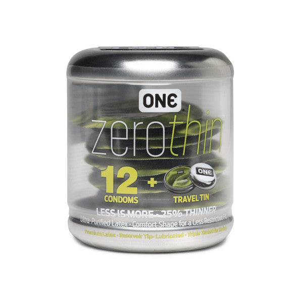 ZeroThin Condom 12-Pack