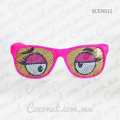 "Lentes ""Borrachos"""