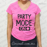 "Blusa ""Party Mode On"""