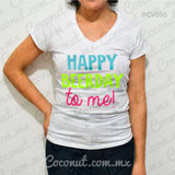 "Blusa ""Happy beer-day to me!"""