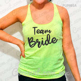 "Blusa ultraligera ""Team bride"""