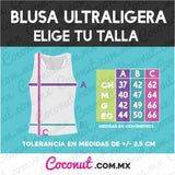 "Blusa ultraligera ""Warning bachelorette party in progress"""