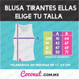 "Blusa de tirantes ""I´m the Bride"""