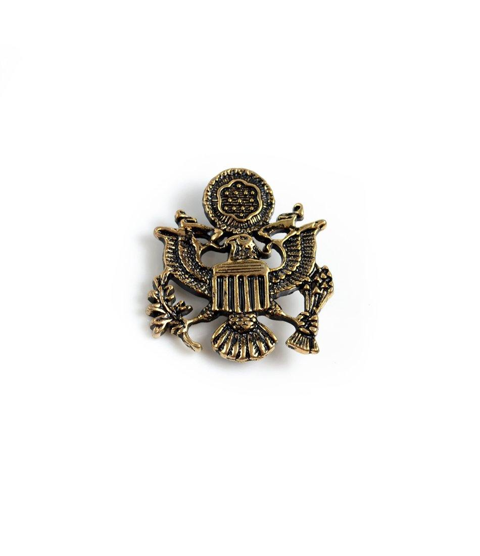 the dapper man - Military Eagle Brooch