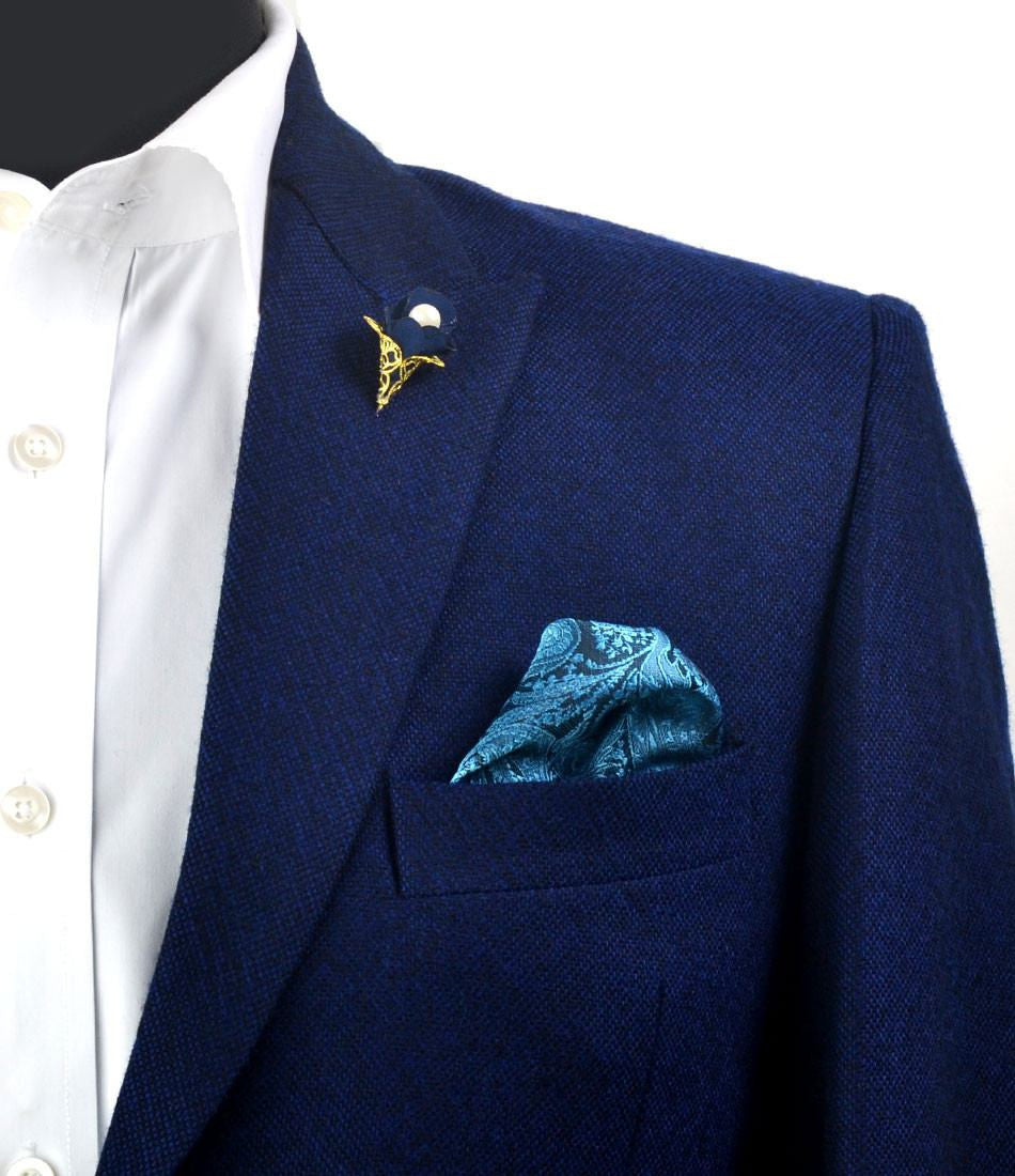 Imperial Pearl Lapel Pin - The Dapper Man