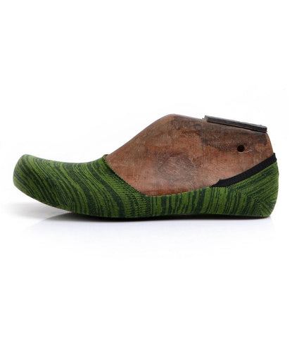 Green Camo No-Show Socks - The Dapper Man