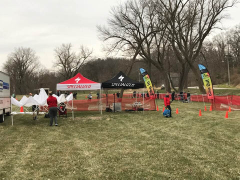 Omaha Duathlon Bike Support