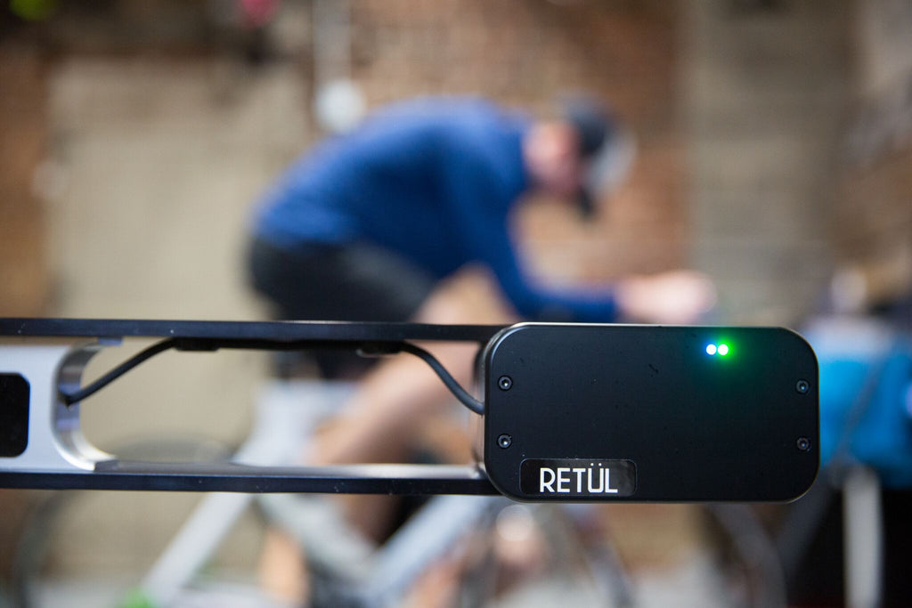 Body Geometry Fit + Retul Vantage 3D Motion Capture