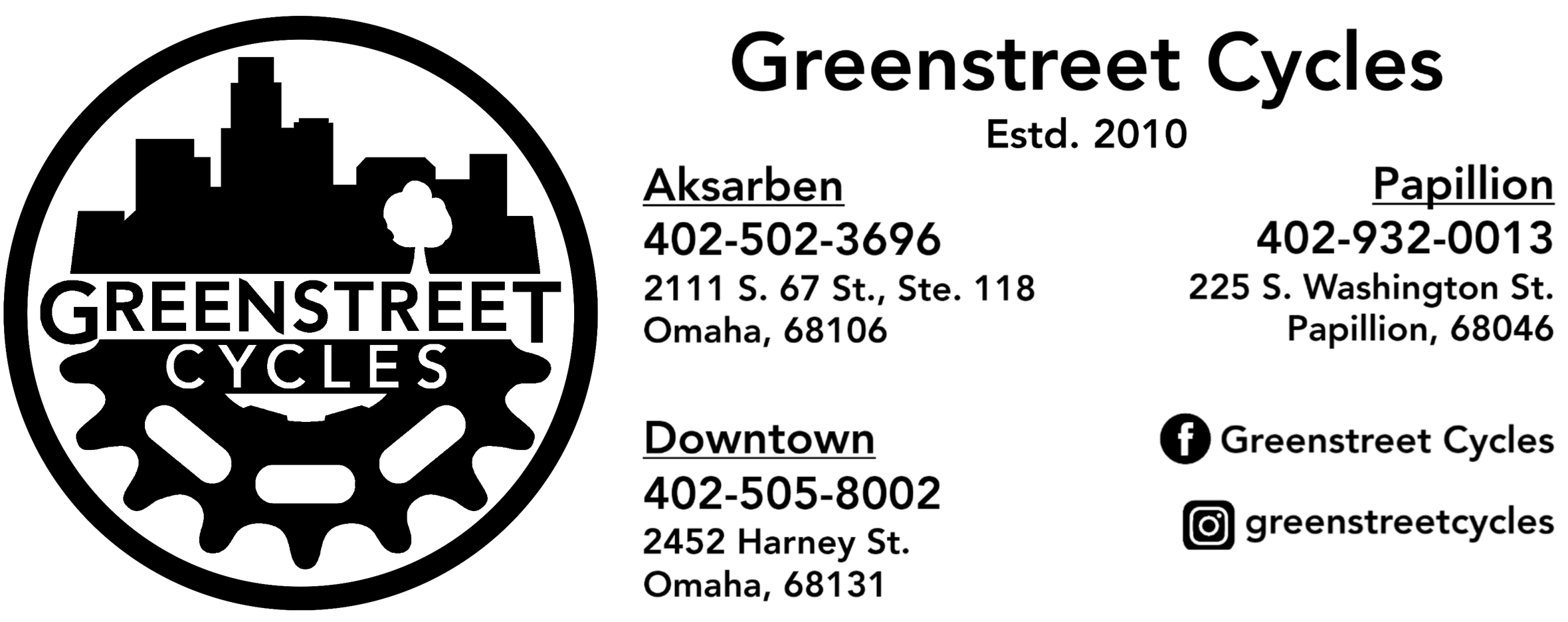 Greenstreet Cycles