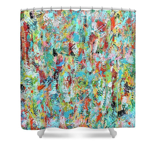 Jungle Fever - Shower Curtain