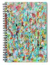 Jungle Fever - Spiral Notebook