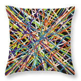 Black Haystack - Throw Pillow