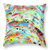 Carousel - Throw Pillow