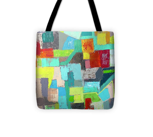 Coat Of Many Colors - Tote Bag