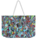 Cold Breeze - Weekender Tote Bag