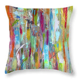 Cosmic Chaos - Throw Pillow