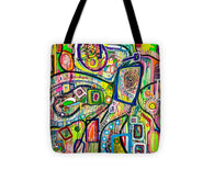 Eight Martinis - Tote Bag