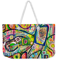 Eight Martinis - Weekender Tote Bag