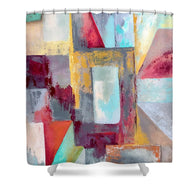 Eye In The Sky - Shower Curtain
