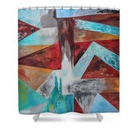 Fuselage - Shower Curtain