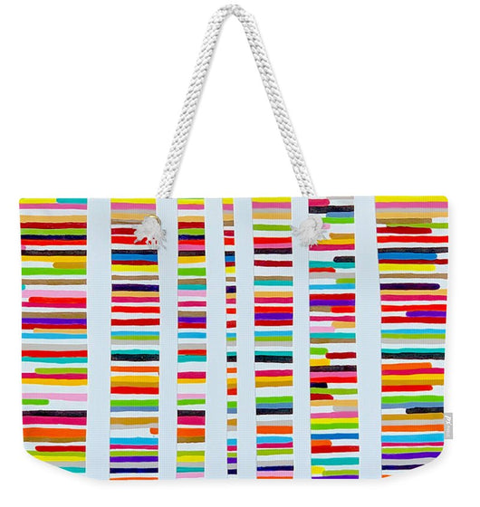 Genetic Equality - Weekender Tote Bag