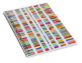 Genetic Equality - Spiral Notebook