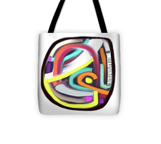 Gut Reaction - Tote Bag