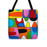 Half A Mind - Tote Bag