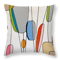 Hanging By a Thread - Throw Pillow