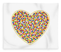 Heart Dots - Blanket