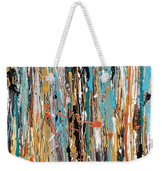 Heart of Gold - Weekender Tote Bag