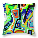 His Boy Elroy - Throw Pillow