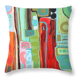 In The Bag - Throw Pillow