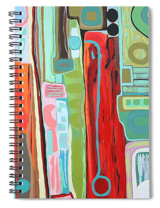 In The Bag - Spiral Notebook