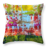 New Horizon - Throw Pillow